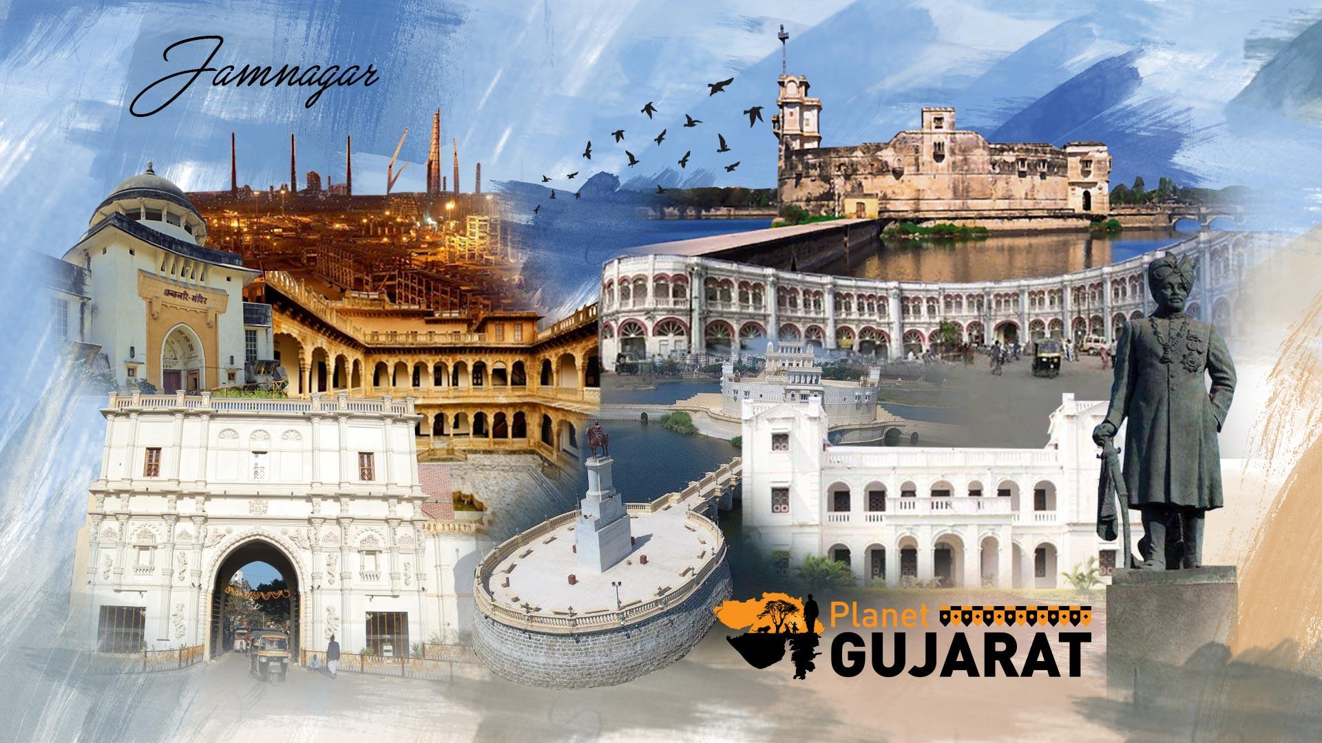 Jamnagar City Gujarat