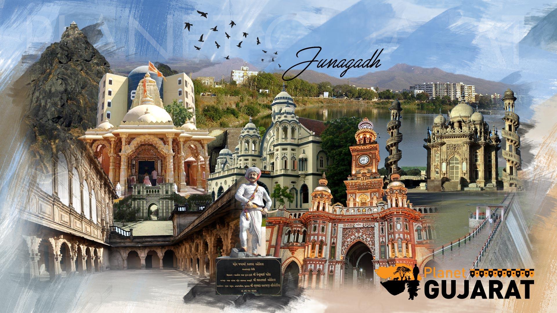 Junagadh City Gujarart
