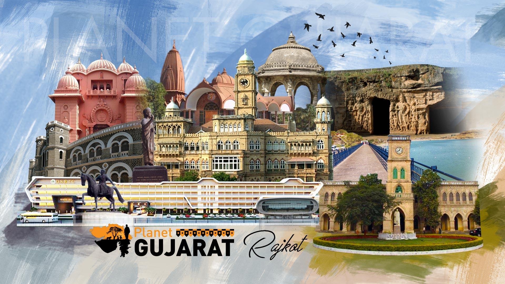 Rajkot City Gujarat