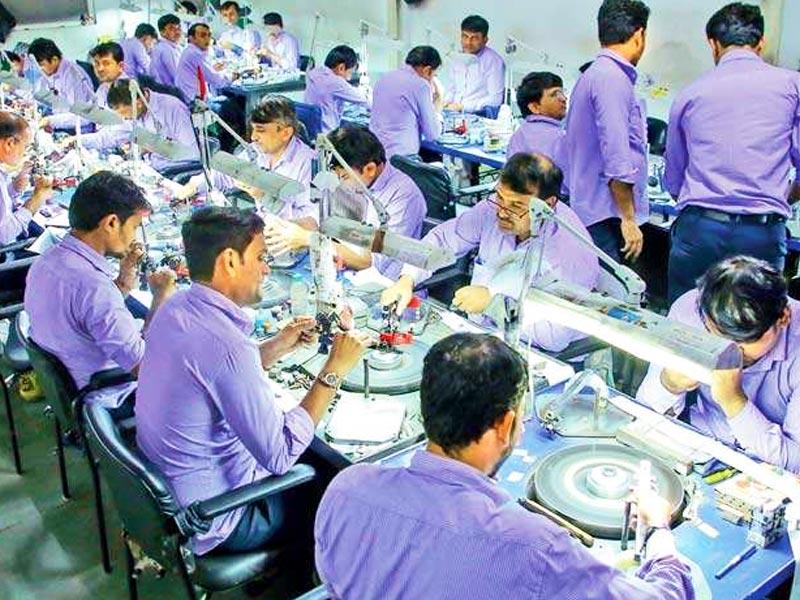 Diamond Cutting & Polishing Industry Surat