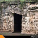 Khambhalida Caves Rajkot