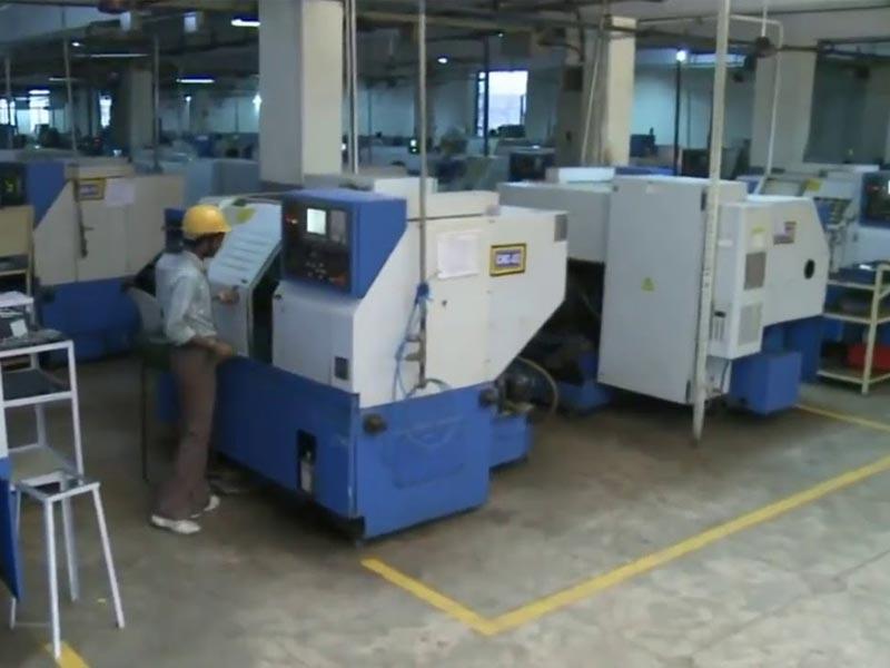 Machine Tools, Auto Ancillary Manufacturing Industry – Rajkot