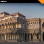 Nilambagh Palace Bhavbagar