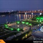 Sabarmati River Front Ahmedabad