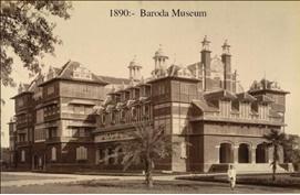 History of Baroda City