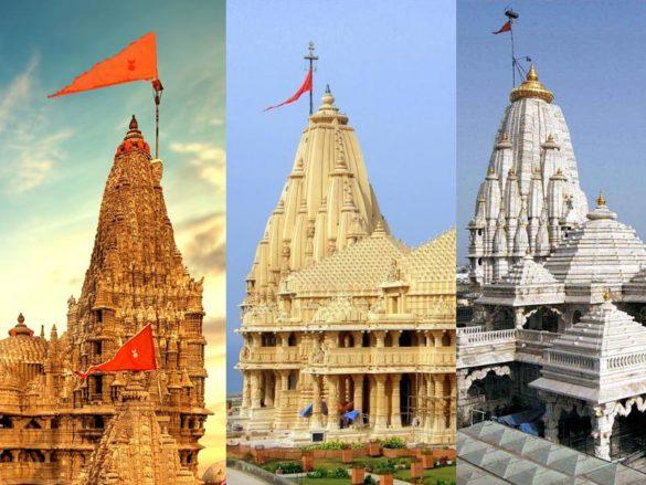 Somnath, Dwarka & Ambaji