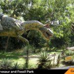 Indroda Dinosaur and Fossil Park Gandhinagar
