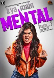 Kya main Mental Hun Gujarati Film Poster