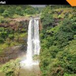 Ninai Waterfall Near Bharuch