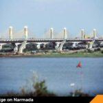 Sardar Bridge on Narmada Bharuch