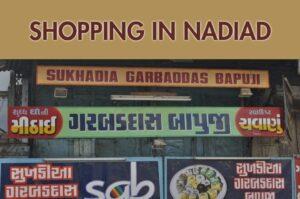 Shopping in Nadiad