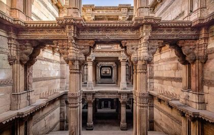 Sightsee The Marvellous Stepwells Of Gujarat